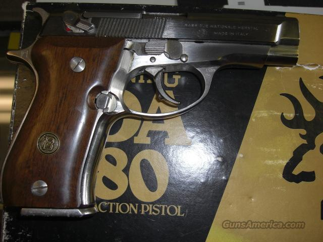 BROWNING BDA .380 FN HERSTAL  Guns > Pistols > Browning Pistols > Other Autos