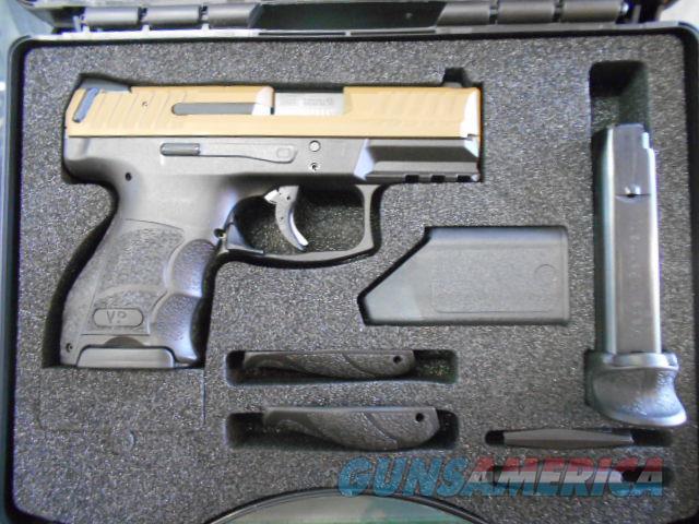 HECKLER AND KOCH VP9SK 9MM FDE SLIDE  Guns > Pistols > Heckler & Koch Pistols > Polymer Frame