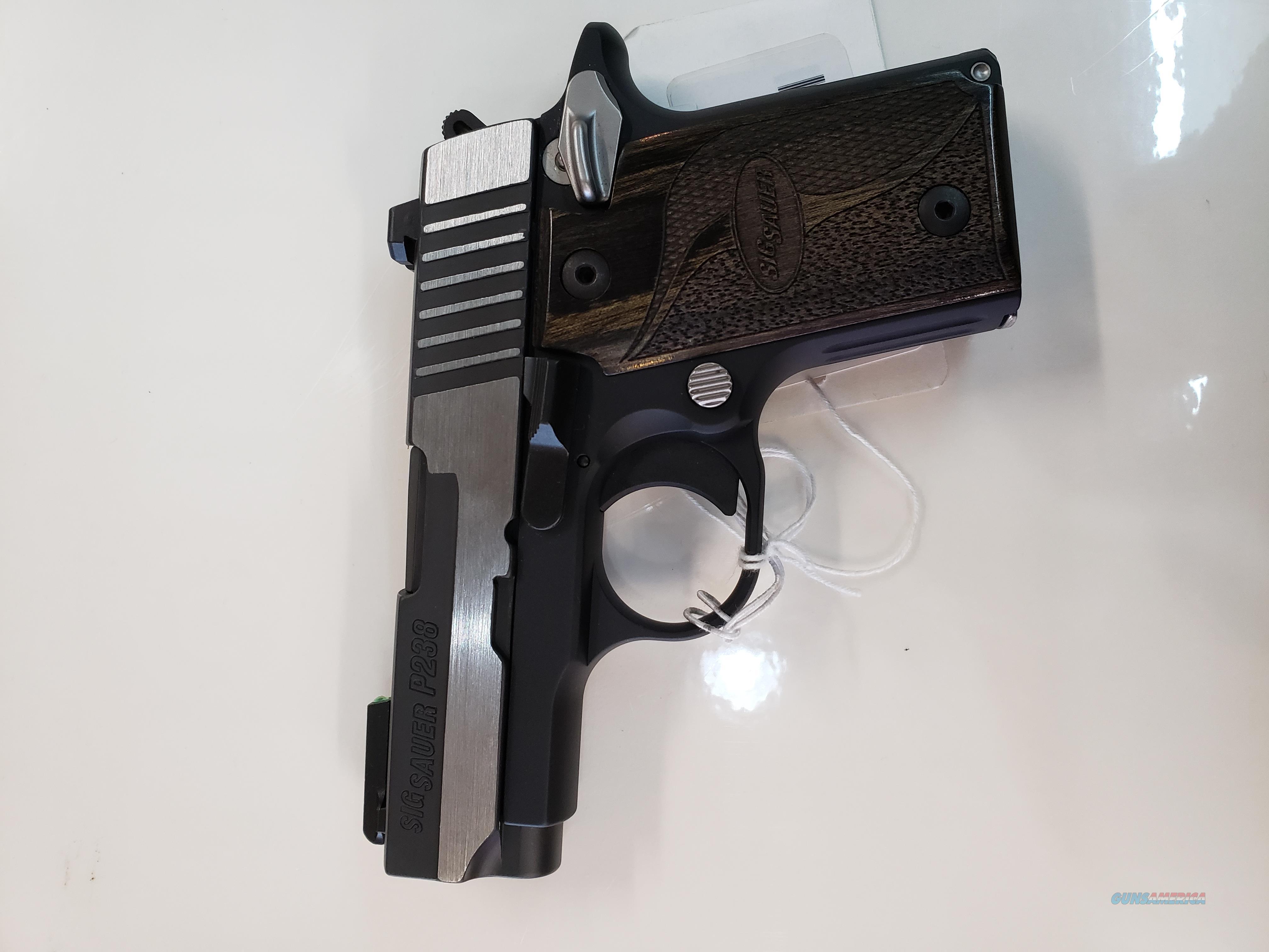 SIG P238 EQUINOX  Guns > Pistols > Sig - Sauer/Sigarms Pistols > P238