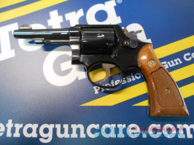 """SMITH AND WESSON MODEL 12-2 38 SPECIAL 4"""" BARREL  Guns > Pistols > Smith & Wesson Revolvers > Med. Frame ( K/L )"""