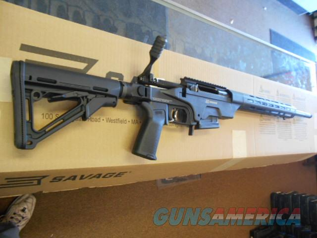 SAVAGE MODEL 10 ASHBURY PRECISION RIFLE 308WIN  Guns > Rifles > Savage Rifles > 10/110
