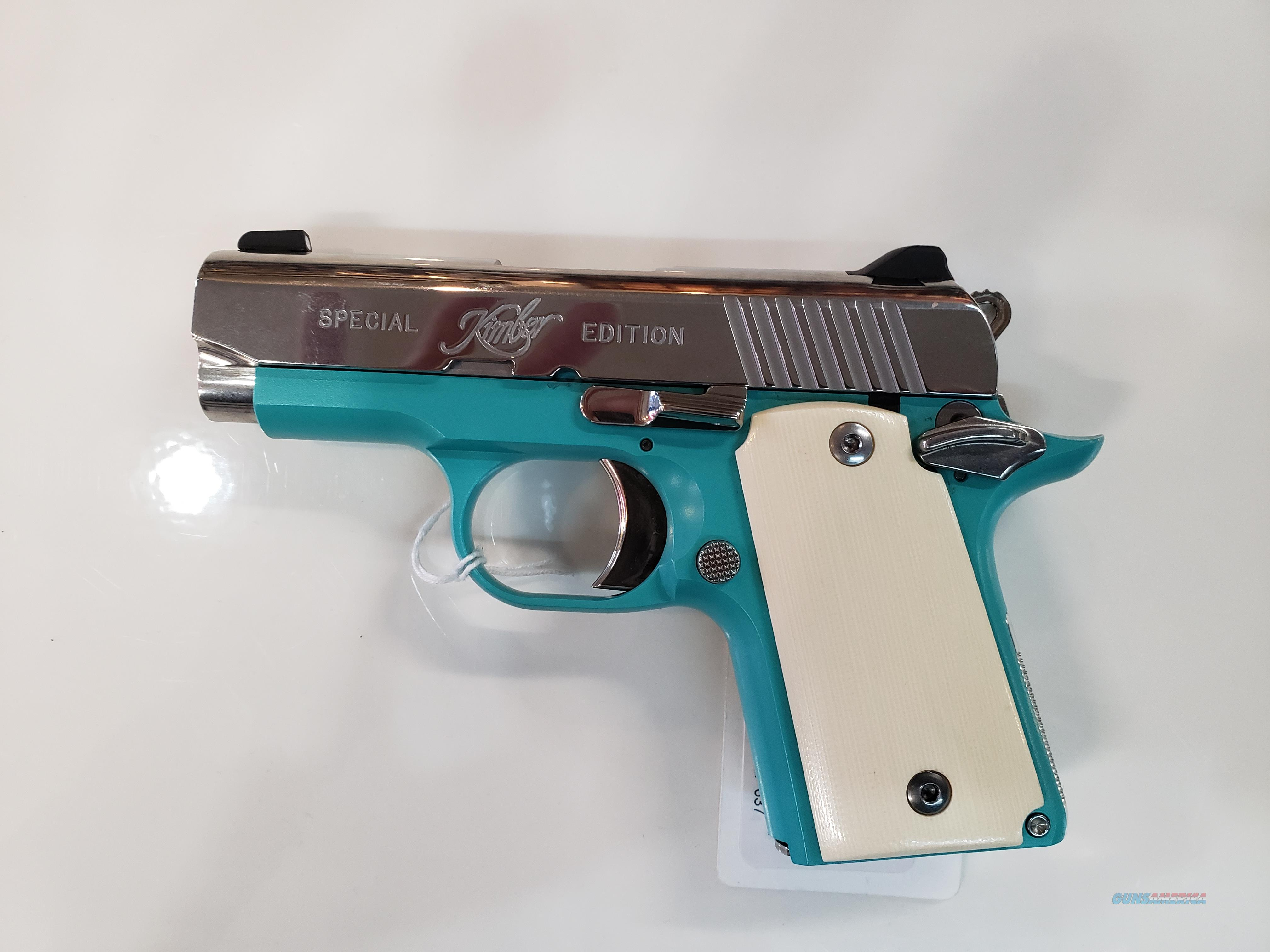 KIMBER MICRO 9 BEL AIR  Guns > Pistols > Kimber of America Pistols > Micro 9