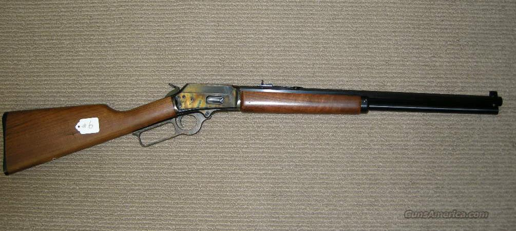 Marlin 1894 Cowboy Competition Model in 45 Colt cal.  Guns > Rifles > Marlin Rifles > Modern > Lever Action