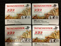 22LR AMMO: 1,330 Rounds of Winchester 333  Non-Guns > Ammunition