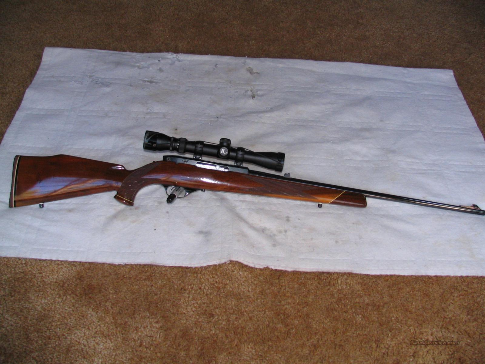 Weatherby Mark xxii deluxe semi-auto 22lr  Guns > Rifles > Weatherby Rifles > Sporting