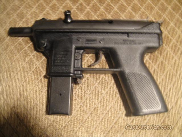 INTRATEC  AB-10  9mm  ALL BLACK  Guns > Pistols > Intratec Pistols