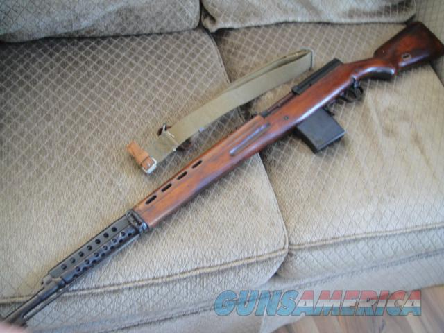 RUSSIAN   SVT 1940  SEMI AUTOMATIC  STAMPED 1943  Guns > Rifles > R Misc Rifles