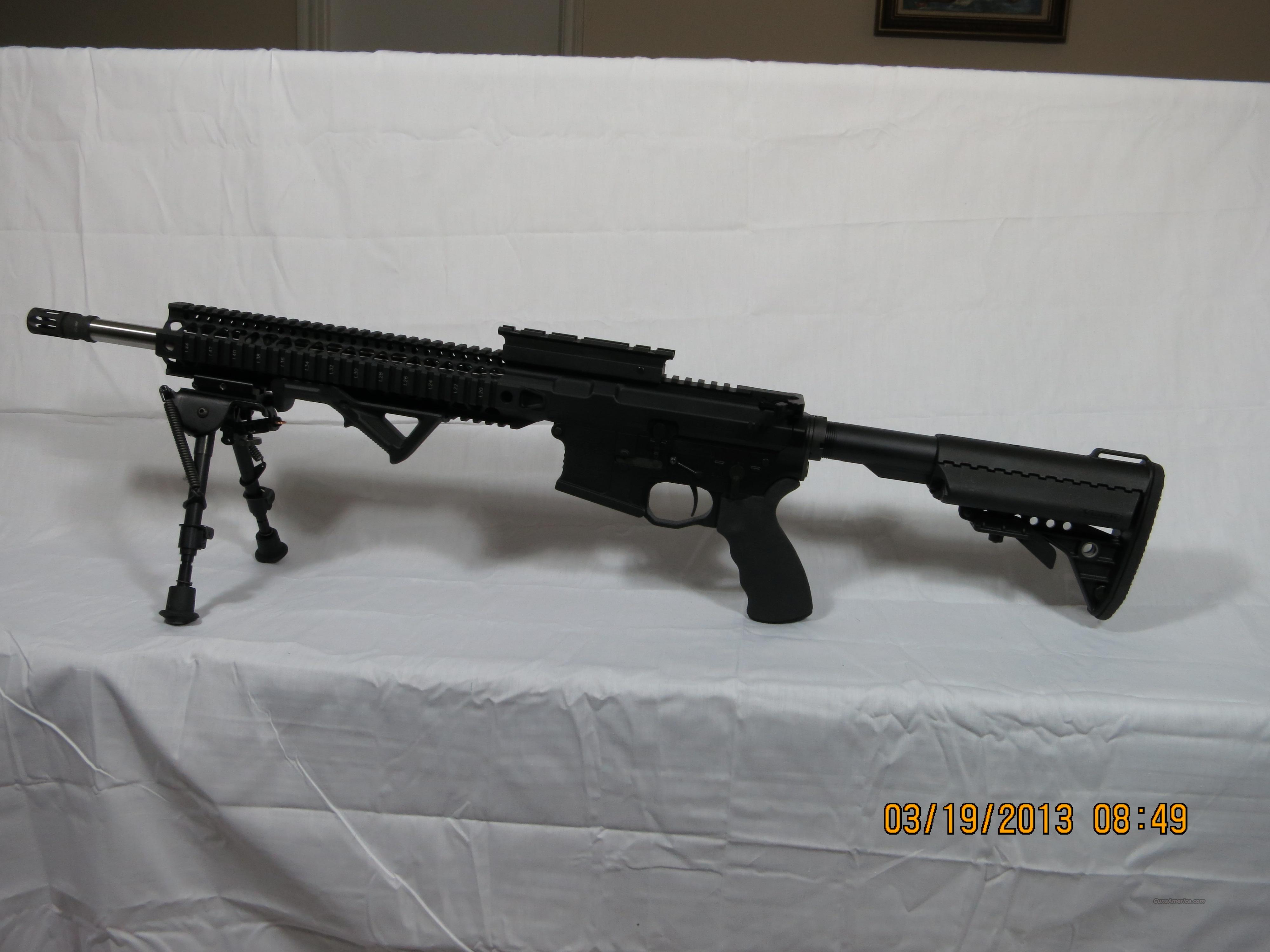 Mega Arms AR15 (Shop Built)  Guns > Rifles > AR-15 Rifles - Small Manufacturers > Complete Rifle