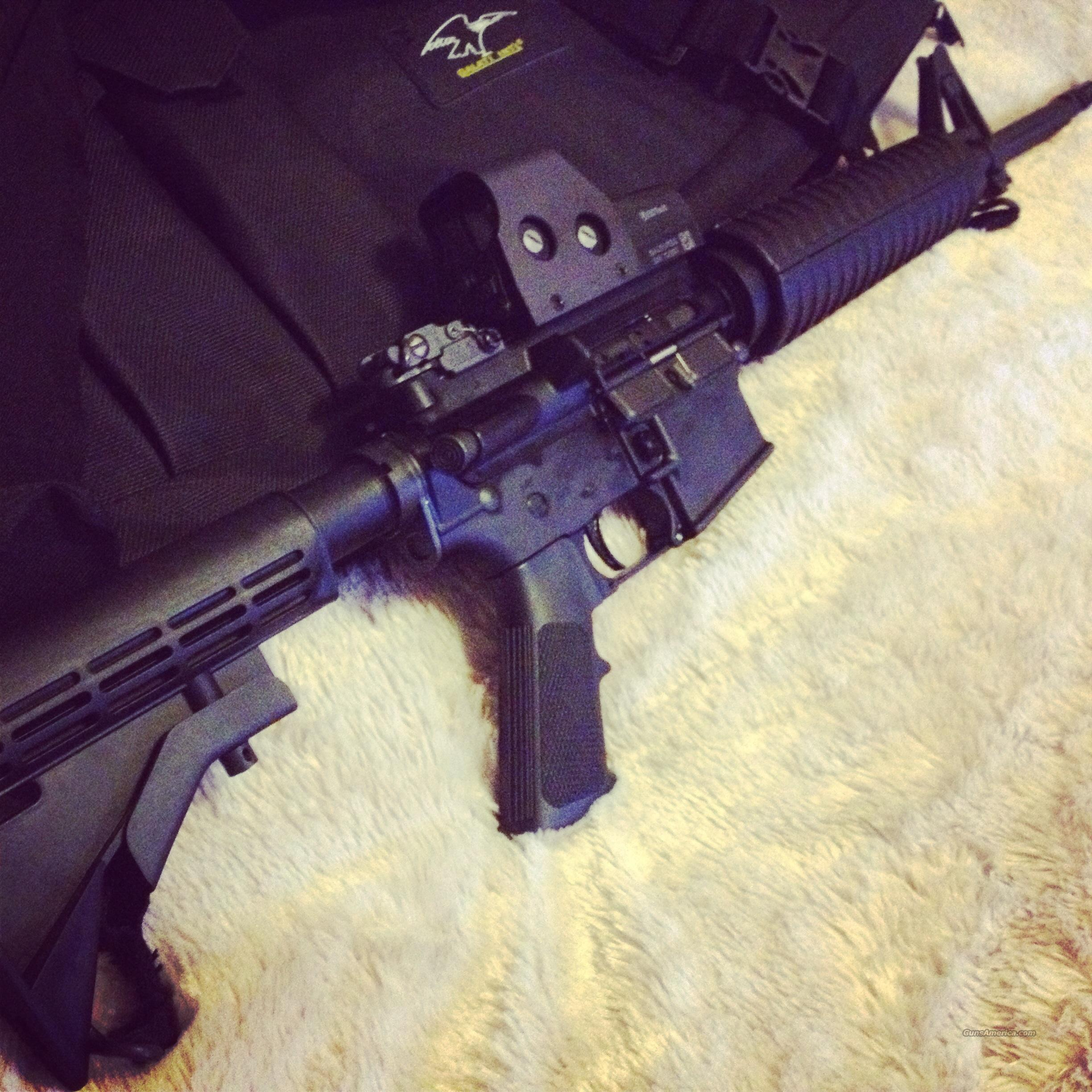 DSA ZM4 Mid-Length Carbine / with L-3 EOTech 553  Guns > Rifles > AR-15 Rifles - Small Manufacturers > Complete Rifle
