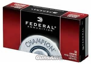 9mm Luger Federal Champion FMJ 300 Rounds  Non-Guns > Ammunition