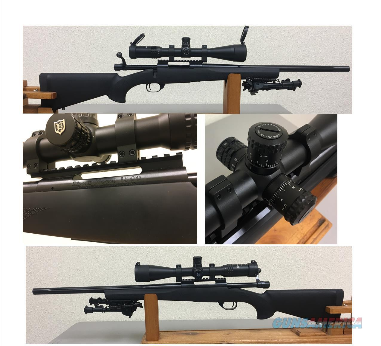 308 Howa Model 1500 Hogue Stock   Guns > Rifles > Howa Rifles