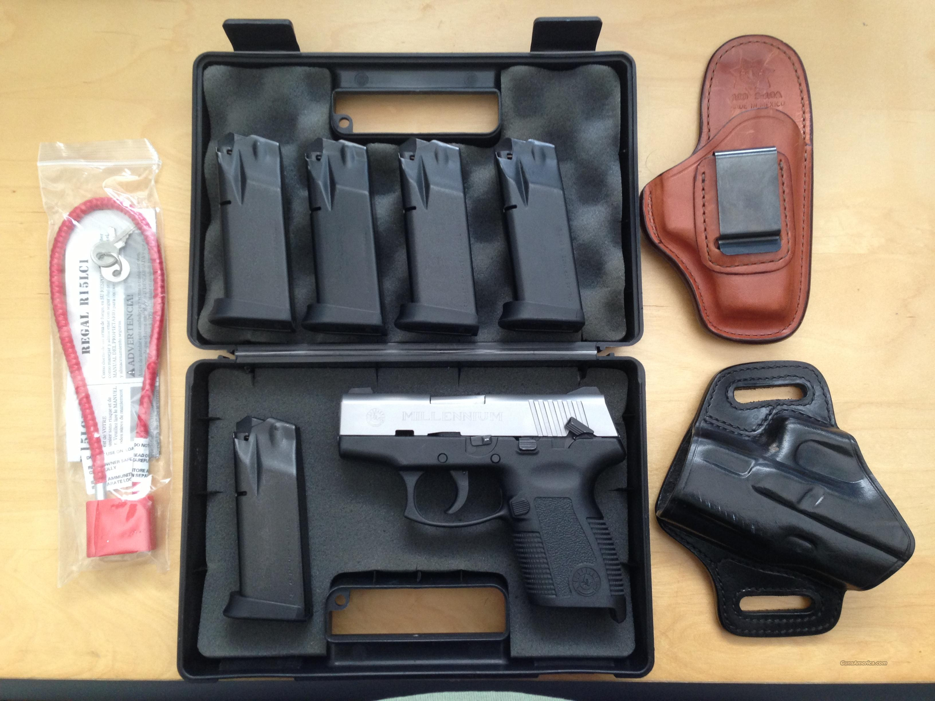 Taurus PT-145 - Compact 45 ACP 10+1 w/Lots of Extras Conceal Carry  Guns > Pistols > Taurus Pistols/Revolvers > Pistols > Polymer Frame