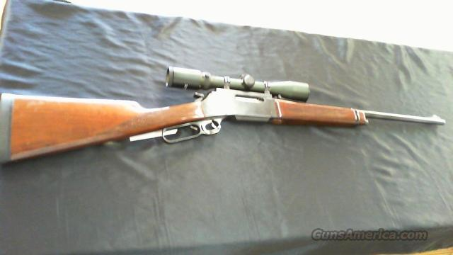 BROWNING LEVER ACTION .308  Guns > Rifles > Browning Rifles > Lever Action