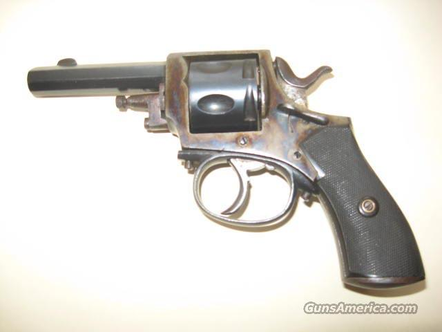 Belgian Copy of Webley RIC/Bulldog  Guns > Pistols > Antique (Pre-1899) Pistols - Ctg. Misc.