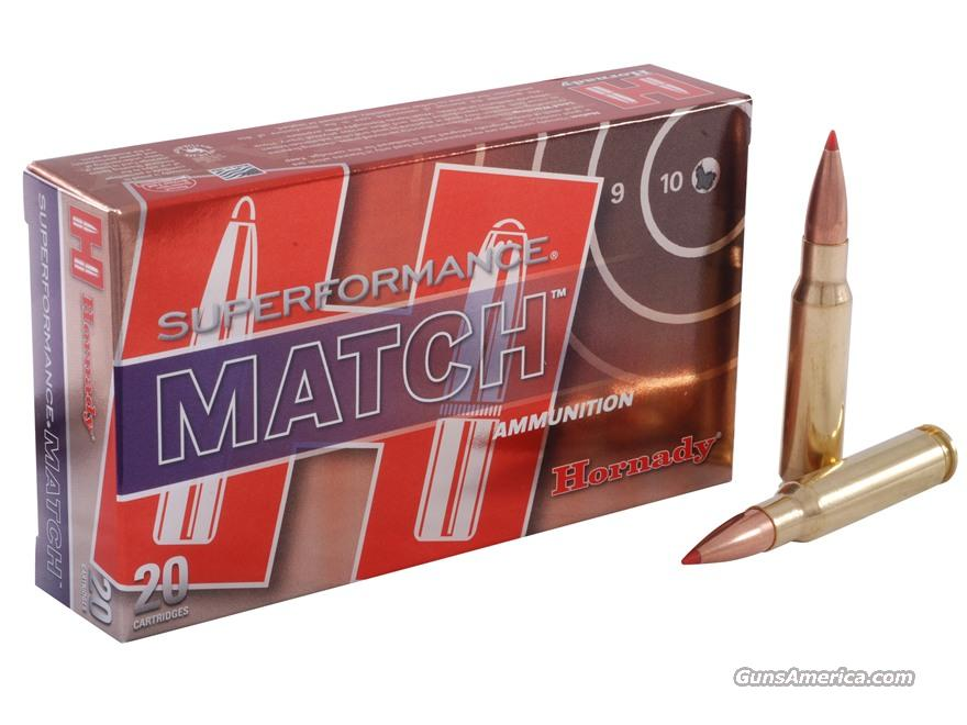 308 Hornady Superformance Match AMax 168 gr.  Non-Guns > Ammunition