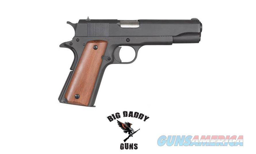 Rock Island M1911A1 9mm 5in Parkerized 9rd NEW  Guns > Pistols > R Misc Pistols