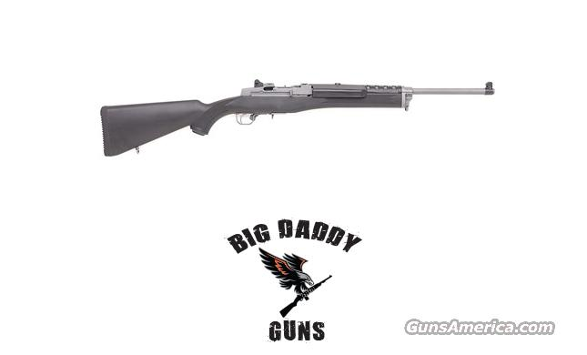 Ruger Mini-30 Ranch 7.62x39 Black 18.5in NEW in Box  Guns > Rifles > Ruger Rifles > Mini-14 Type