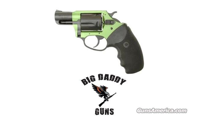 Charter Shamrock Green/Black 38SPC 2in 5rd NEW in Box  Guns > Pistols > Charter Arms Revolvers