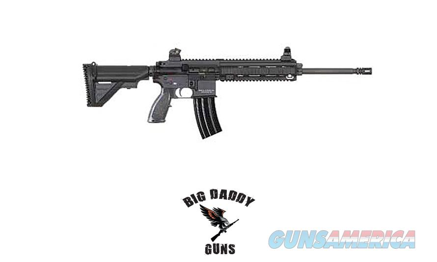 H&K MR556 A1 556NATO 16.5in Black New in Box  Guns > Rifles > Heckler & Koch Rifles > Tactical
