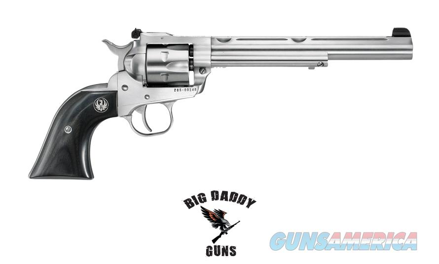 Ruger Single Six Convertible Hunter 22lr/22WMR 7.5in NEW  Guns > Pistols > Ruger Single Action Revolvers > Single Six Type