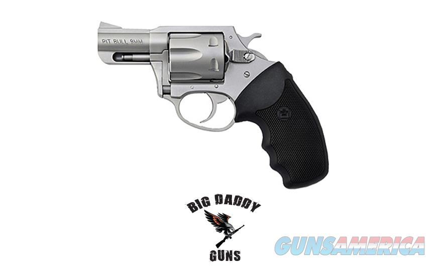 Charter Pitbull 9mm 2in 5rd Stainless NEW in Box  Guns > Pistols > Charter Arms Revolvers