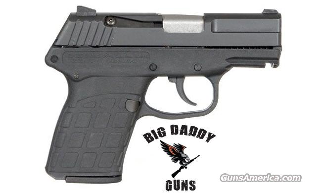 Kel-Tec PF-9 9MM DAO 7rd Black New In Box  Guns > Pistols > Kel-Tec Pistols > Pocket Pistol Type