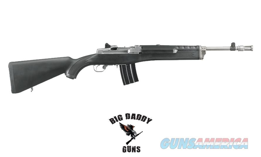 Ruger Mini-14 Tactical 5.56 20rd 16in Stainless NEW  Guns > Rifles > Ruger Rifles > Mini-14 Type