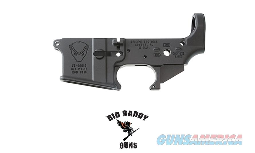 Spike's Stripped Lower Honey Badger 5.56 NATO NEW in Box  Non-Guns > Gun Parts > Rifle/Accuracy/Sniper