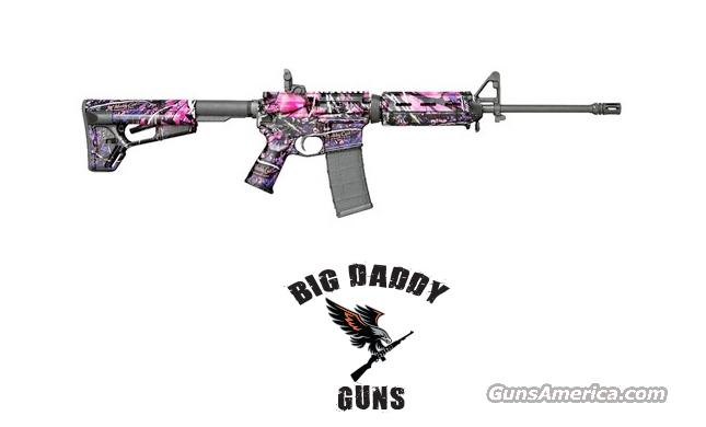 Colt 6720PMG Muddy Girl 5.56 16in NEW in Box  Guns > Rifles > Colt Military/Tactical Rifles