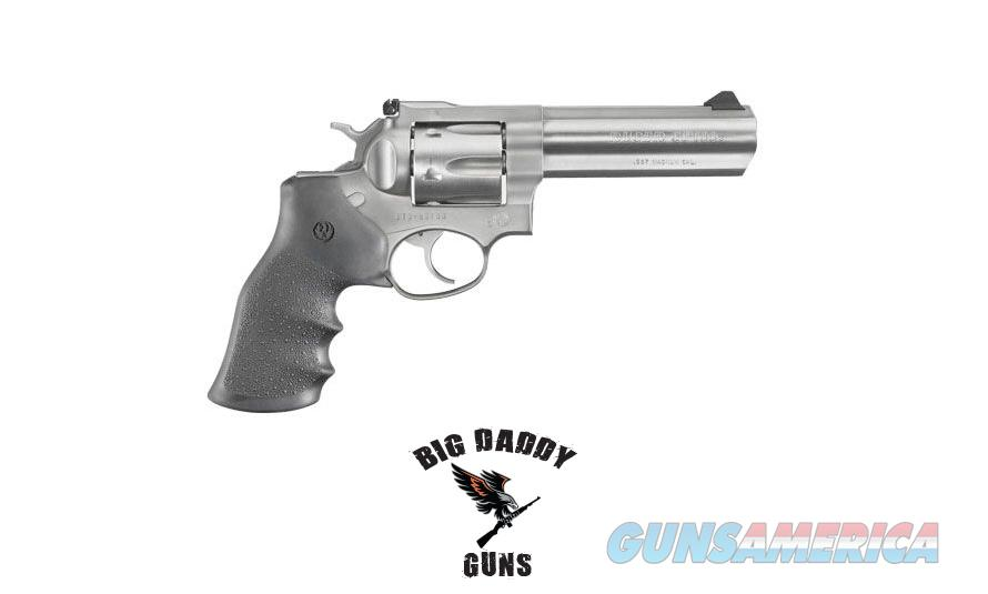 Ruger GP100 357 Revolver 5in Stainless New In Box  Guns > Pistols > Ruger Double Action Revolver > Security Six Type