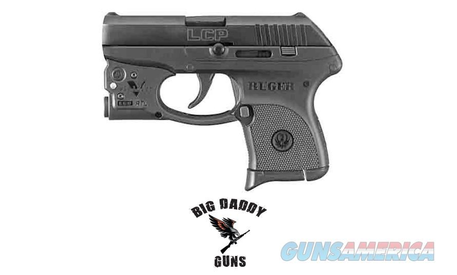 Ruger LCP-TL 380ACP 6 shot w/ Viridian Tac Light NEW  Guns > Pistols > Ruger Semi-Auto Pistols > LCP