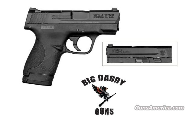 S&W M&P Shield 9MM 7/8rd Black New in Box  Guns > Pistols > Smith & Wesson Pistols - Autos > Shield