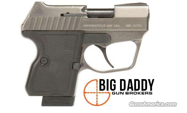 Magnum Research MICRO EAGLE 380ACP 2.22N 6rd New In Box  Guns > Pistols > Magnum Research Pistols