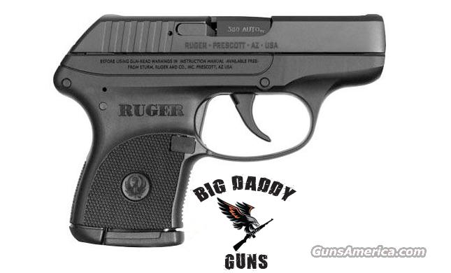 Ruger LCP 380ACP Black 6rd New in Box  Guns > Pistols > Ruger Semi-Auto Pistols > LCP