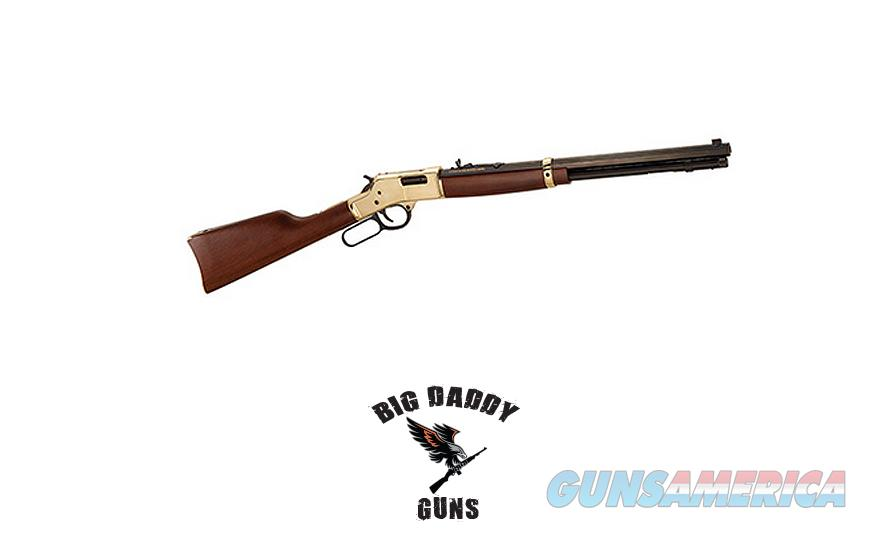 Henry Big Boy 357/38 Lever Action NEW in Box  Guns > Rifles > Henry Rifle Company