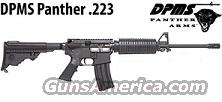 DPMS Panther Lite ***Free Shipping***  Guns > Rifles > DPMS - Panther Arms > Complete Rifle