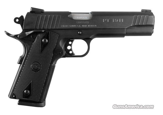 TAURUS 1911 45 ACP - GREAT PRICE  Guns > Pistols > 1911 Pistol Copies (non-Colt)