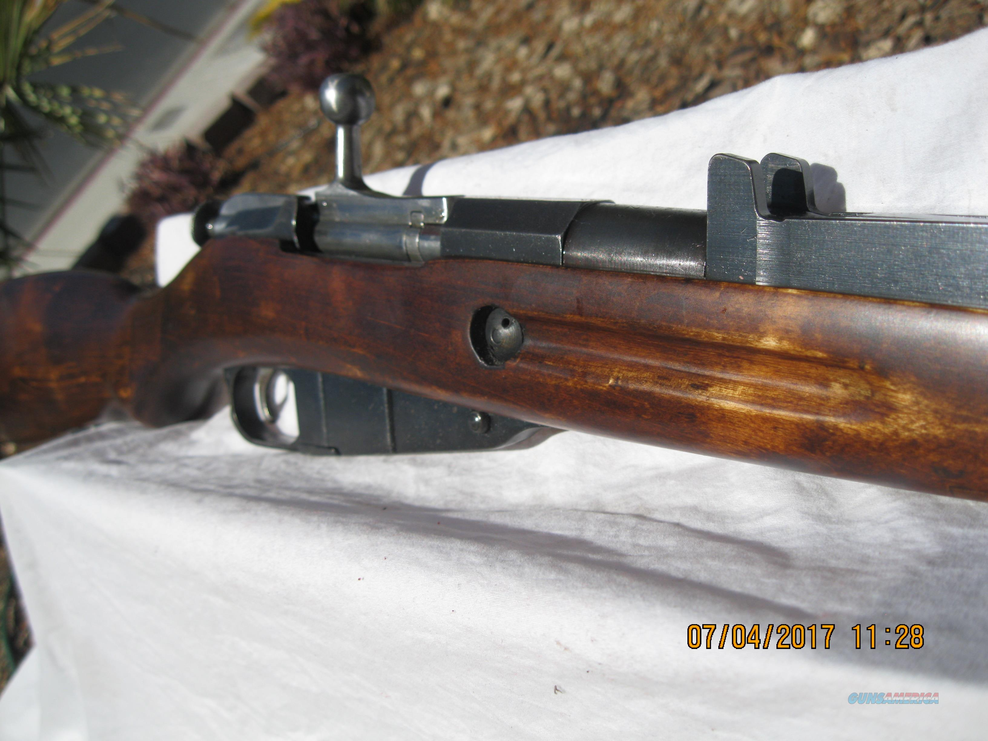 WW 2 FINNISH MODEL 39 IN GREAT CONDITION  Guns > Rifles > Military Misc. Rifles Non-US > Other