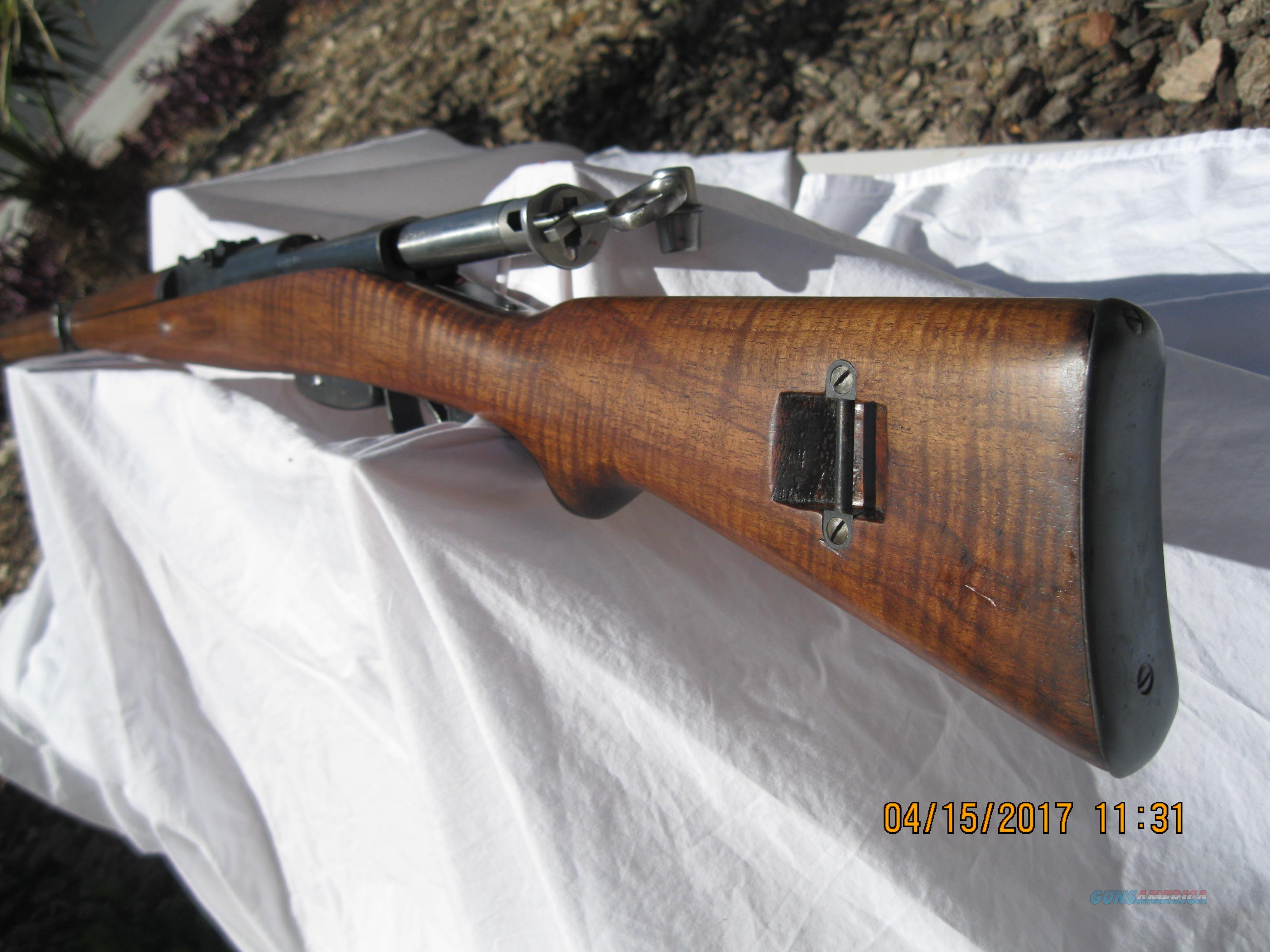 SWISS K-31 STRAIGHT-PULL CARBINE  Guns > Rifles > Military Misc. Rifles Non-US > Shmidt Rubin