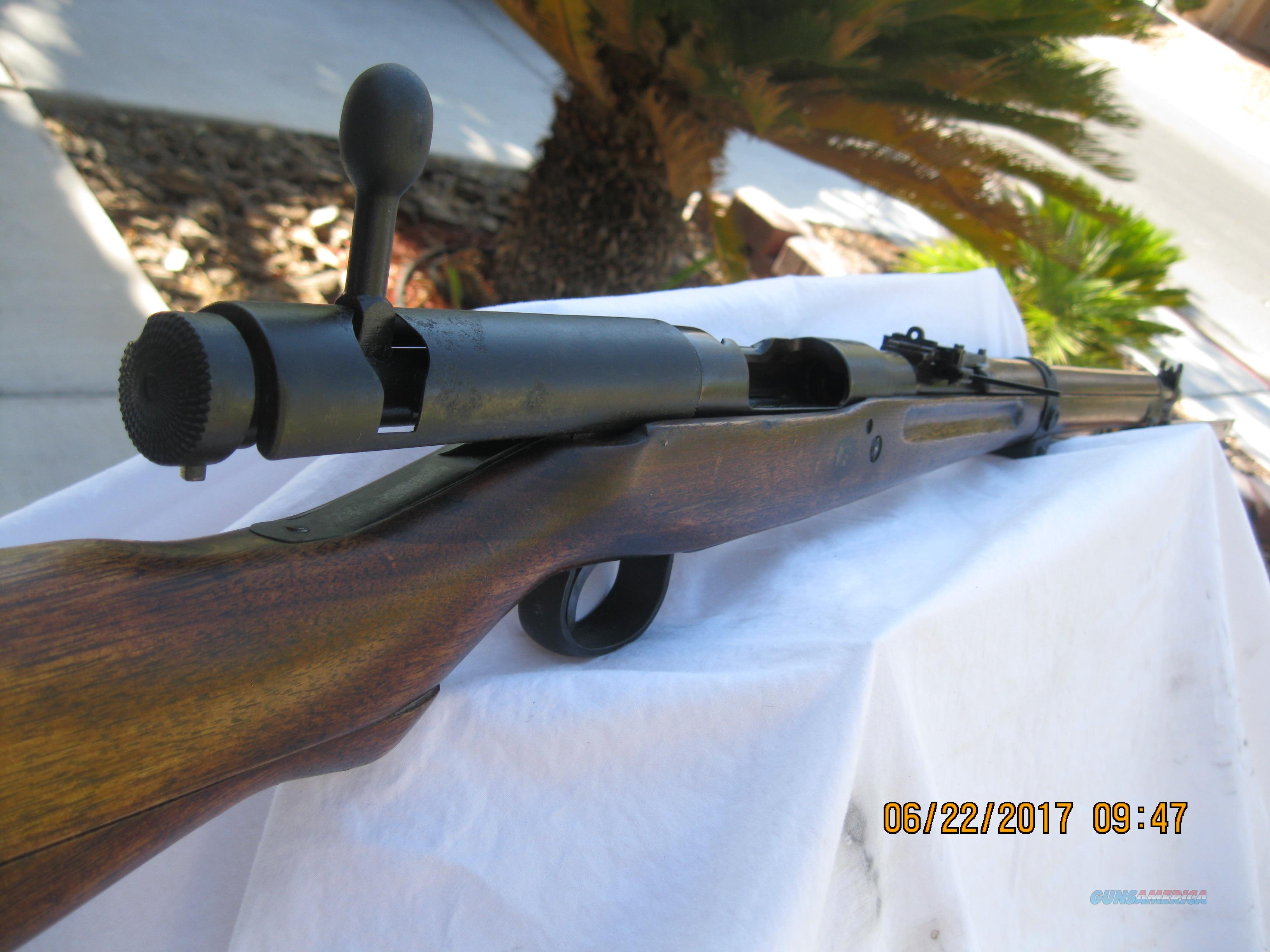 ALL ORIGINAL JAPANESE TYPE 99 ARISAKA  Guns > Rifles > Military Misc. Rifles Non-US > Other