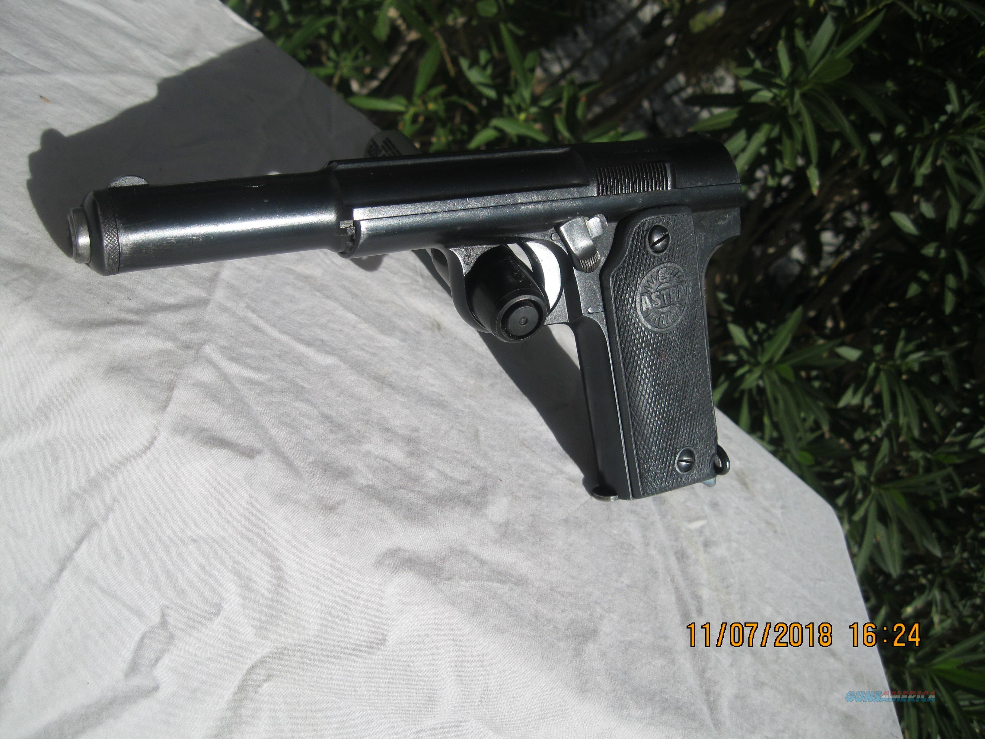 ASTRA MODEL 400 IN 9MM LARGO  Guns > Pistols > Astra Pistols