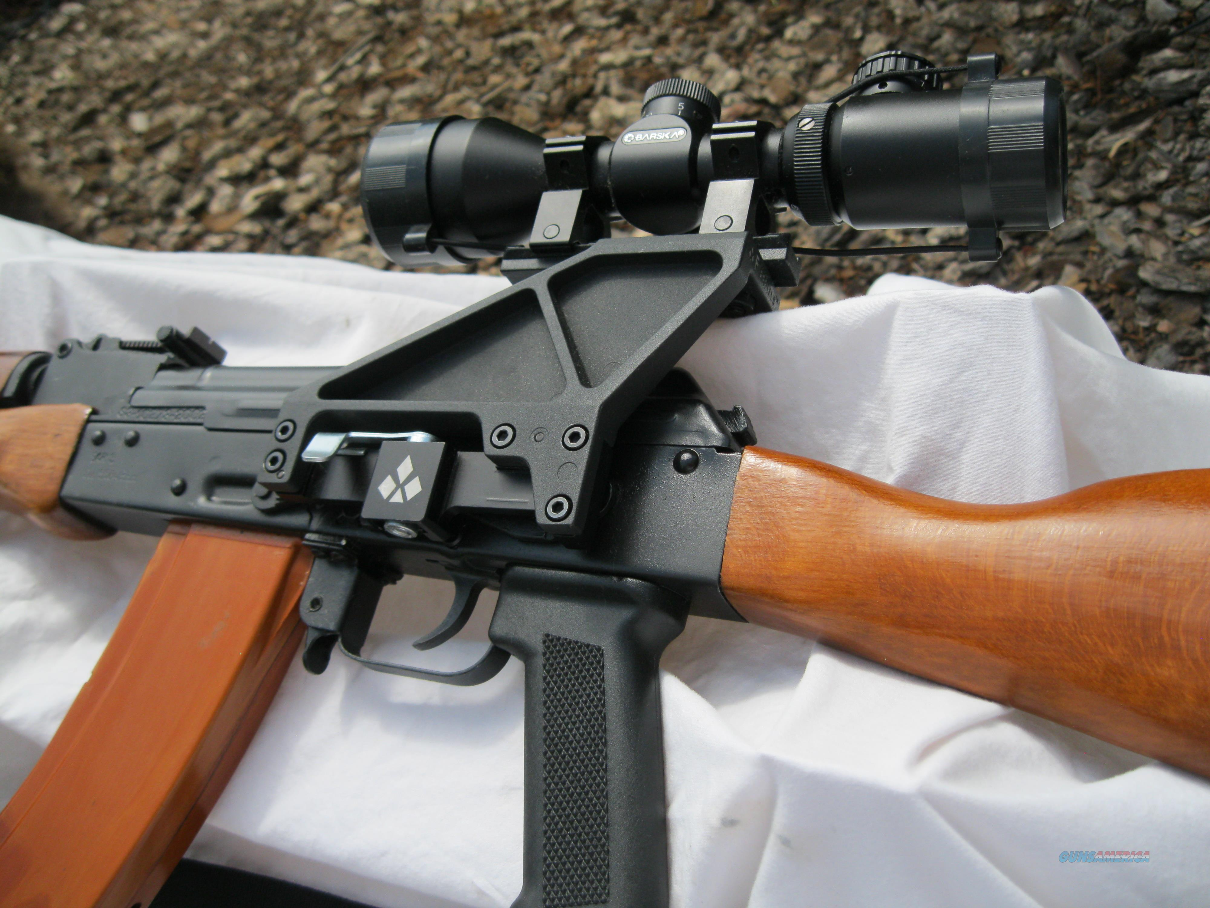 AK-47 IN 5.56 NATO-NEW AND UNFIRED  Guns > Rifles > AK-47 Rifles (and copies) > Full Stock