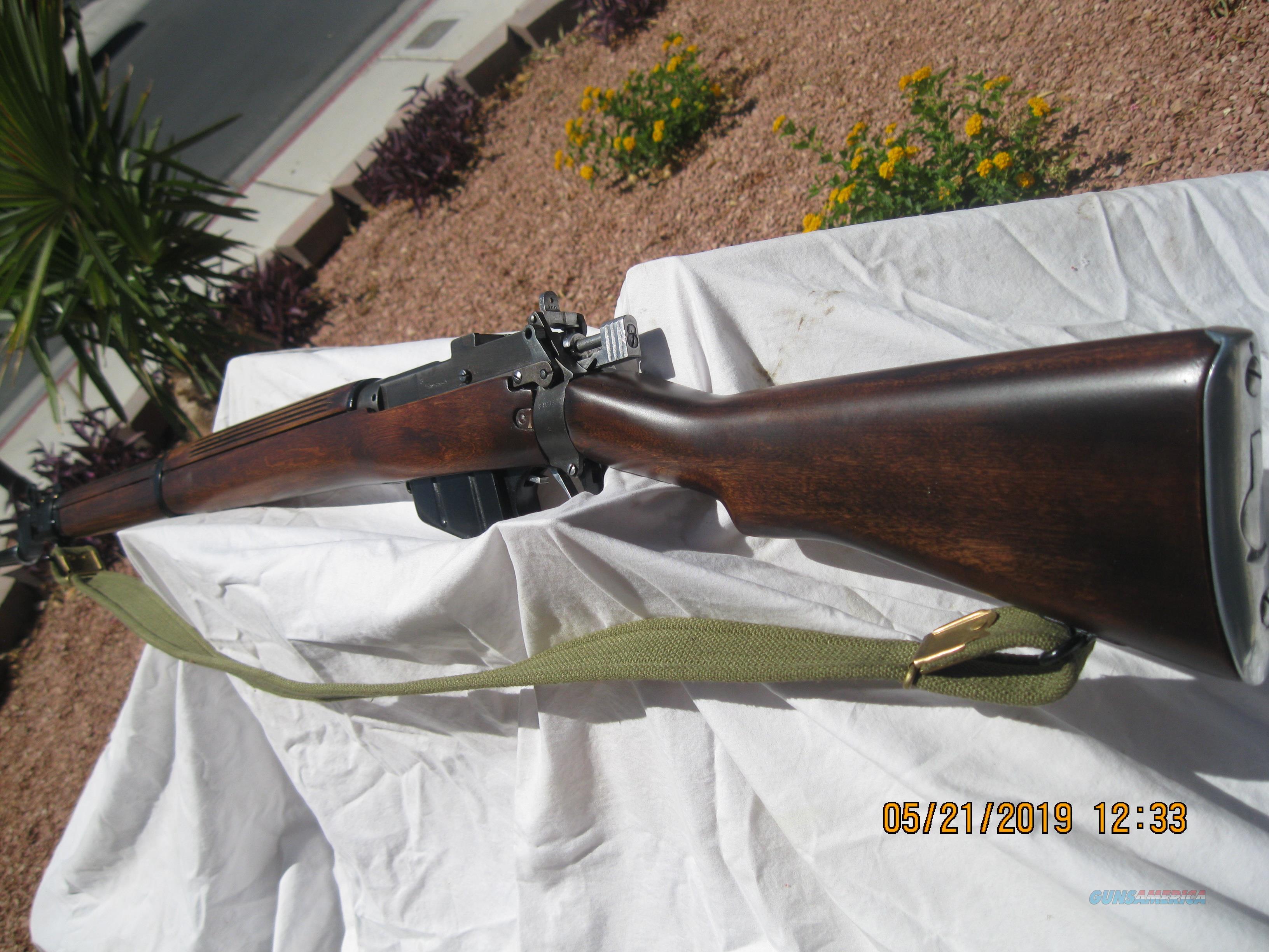 VINTAGE WW 2 ENFIELD NO. 4, MARK 1  Guns > Rifles > Enfield Rifle