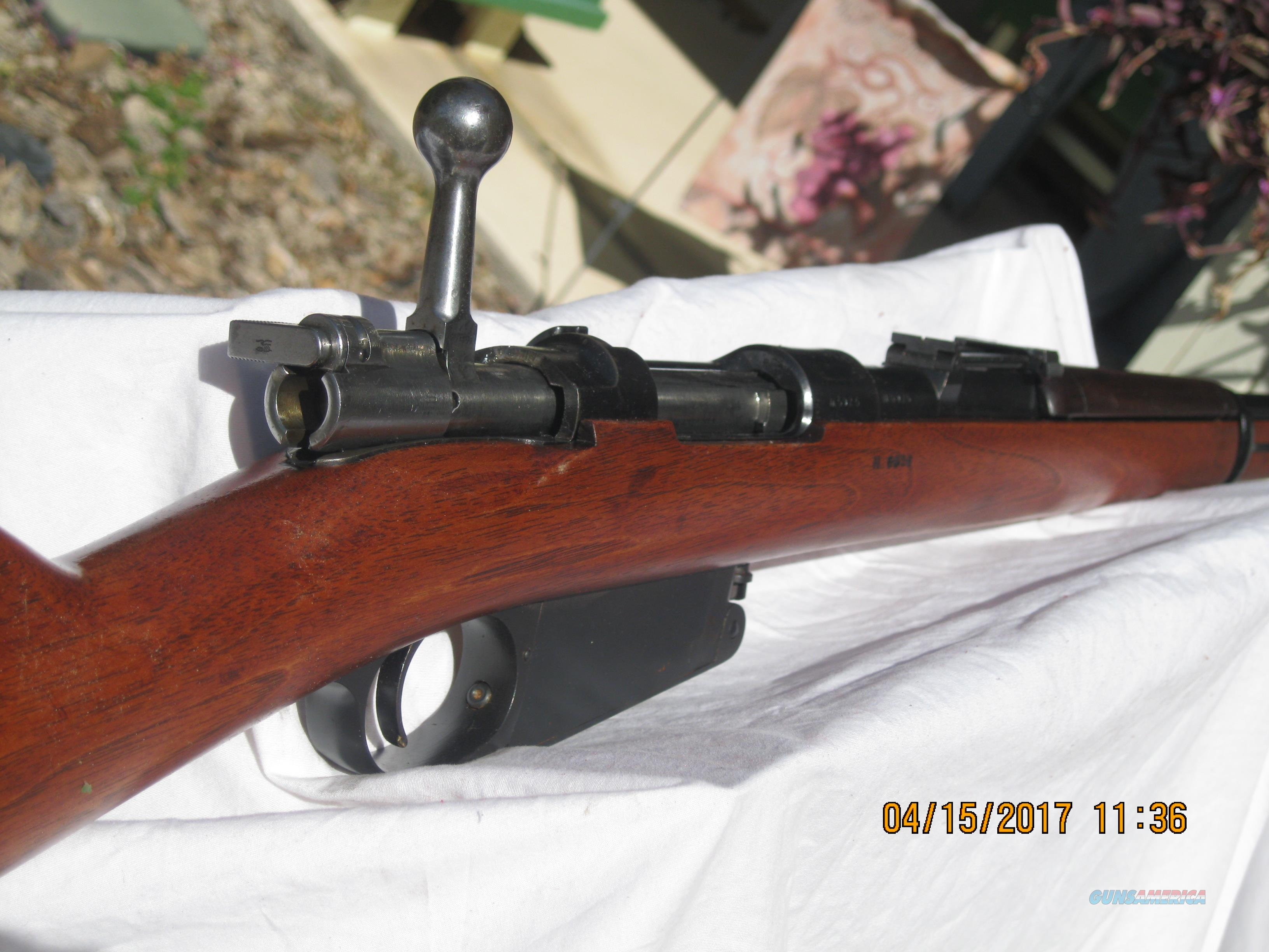 1891 ARGENTINE LONG RIFLE (MAUSER)  Guns > Rifles > Military Misc. Rifles Non-US > Other