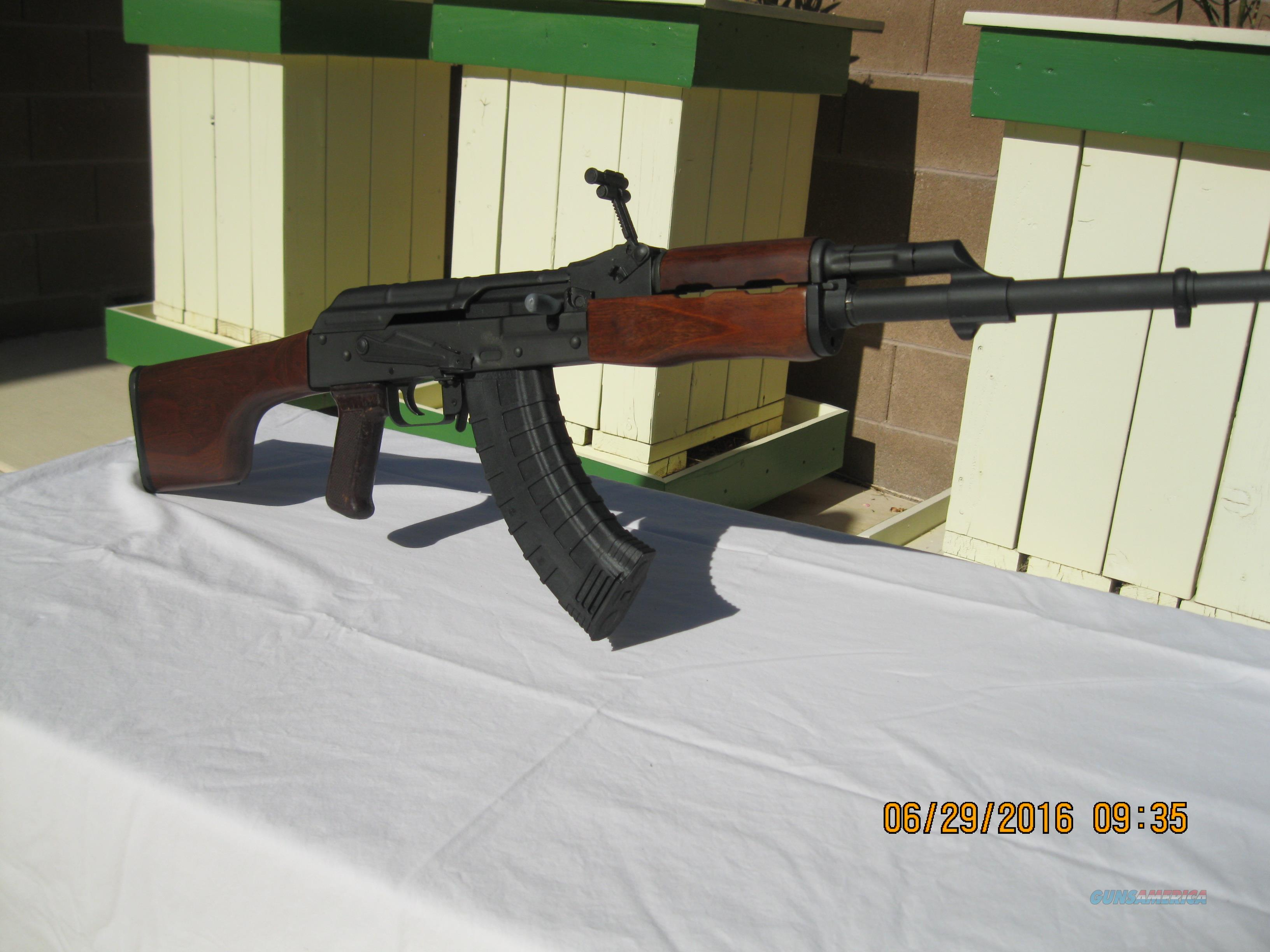 RPK--RUSSIAN  SQUAD AUTOMATIC WEAPON IN 7.62X39  Guns > Rifles > AK-47 Rifles (and copies) > Full Stock