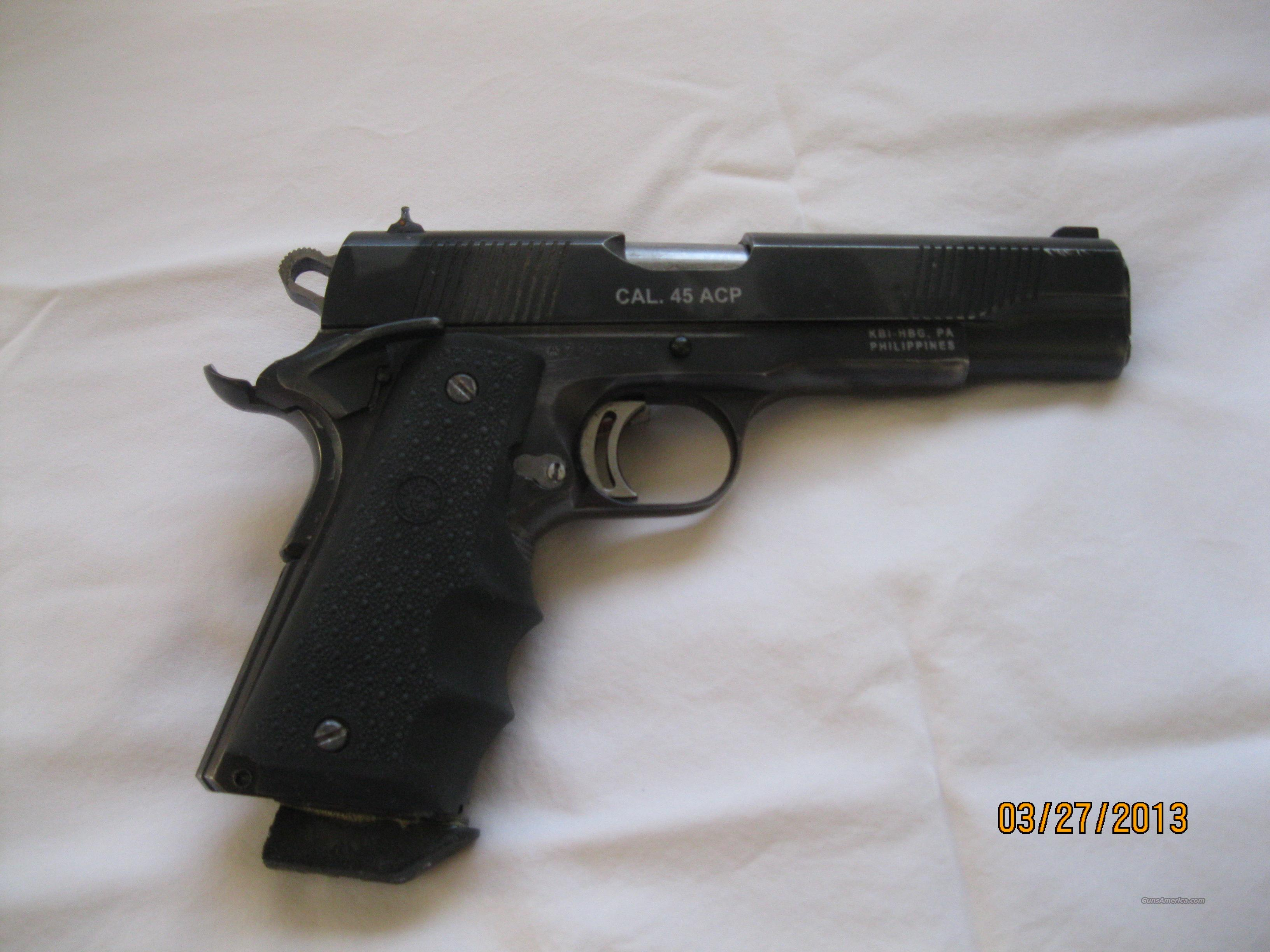 Charles Daly 1911 in .45 ACP  Guns > Pistols > Charles Daly Pistols > Auto