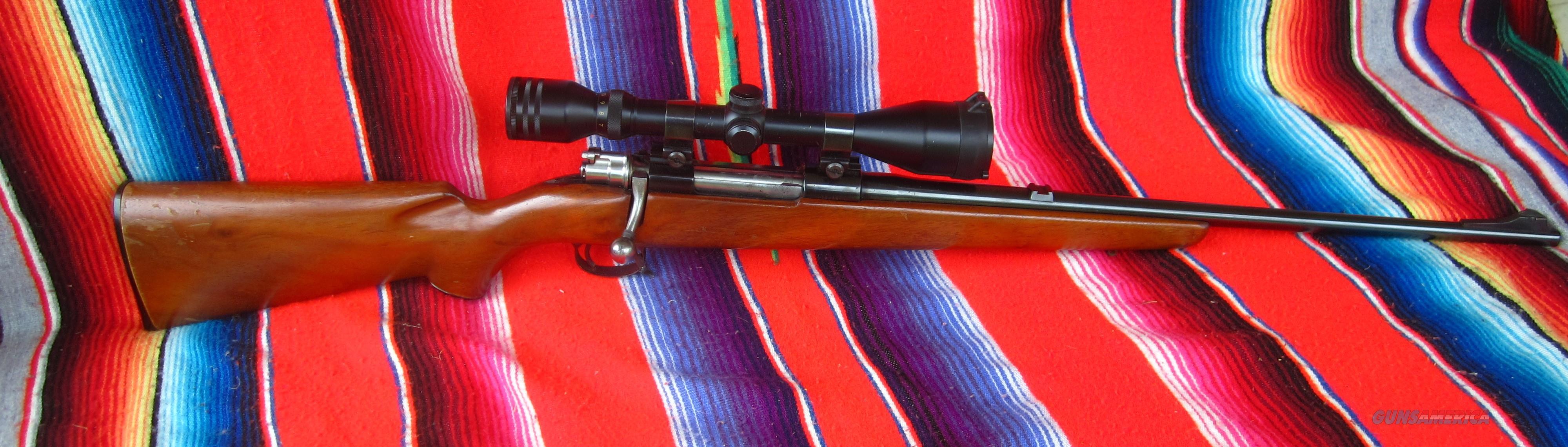 FN action 'JC Higgins' 30-06  Guns > Rifles > FNH - Fabrique Nationale (FN) Rifles > Bolt action > Hunting