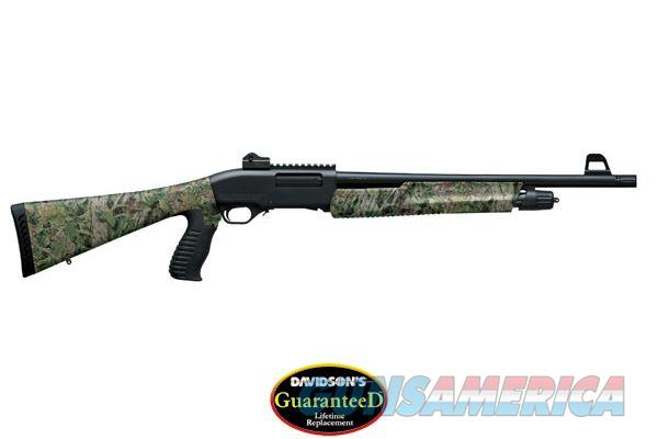 Weatherby Turkey CAMO 12GA & Home Defender Pump Action Shotgun   Guns > Shotguns > Weatherby Shotguns > Pump