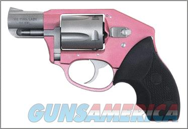 Charter Arms Pink Lady Off-Duty 38Special Revolver  Guns > Pistols > Charter Arms Revolvers