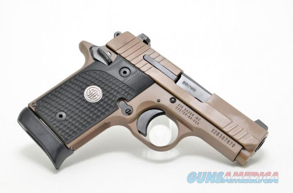 Sig Sauer P938-9-ESCPN-AMBI For Sale  Guns > Pistols > Sig - Sauer/Sigarms Pistols > P938